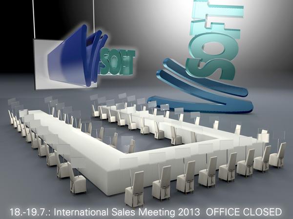 internationales Vertriebsmeeting 2013